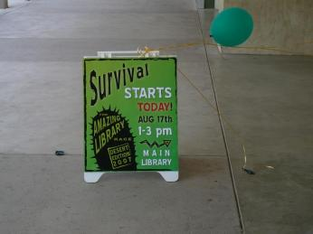 Survival Starts Here